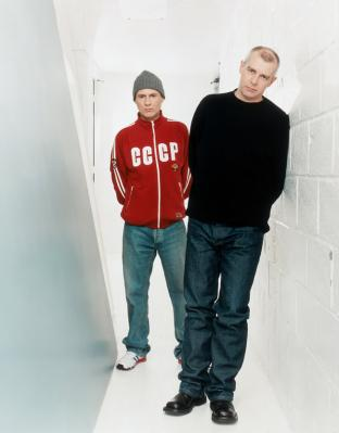 Dancefloor Chart. Artist/Band:  Pet Shop Boys. Photo: Pet Shop Boys